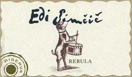 Edi Simcic- Rebula 2006. Vilket fantastiskt vin!!!
